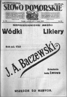 Słowo Pomorskie 1923.03.04 R.3 nr 51