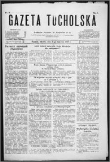 Gazeta Tucholska 1928, R. 1, nr 13