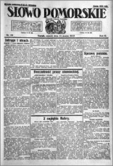 Słowo Pomorskie 1923.03.13 R.3 nr 58