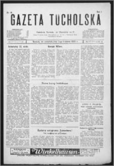 Gazeta Tucholska 1928, R. 1, nr 41
