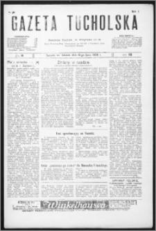 Gazeta Tucholska 1928, R. 1, nr 76