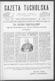 Gazeta Tucholska 1928, R. 1, nr 81