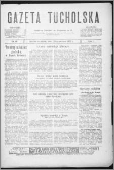 Gazeta Tucholska 1928, R. 1, nr 95