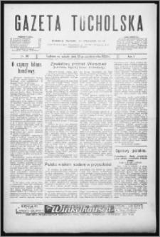 Gazeta Tucholska 1928, R. 1, nr 116