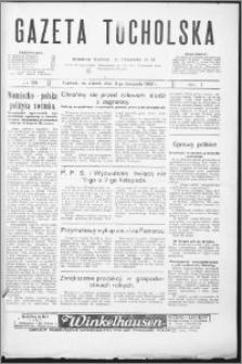 Gazeta Tucholska 1928, R. 1, nr 125