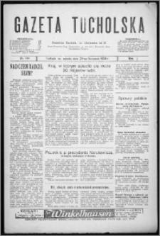 Gazeta Tucholska 1928, R. 1, nr 134