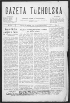 Gazeta Tucholska 1928, R. 1, nr 140