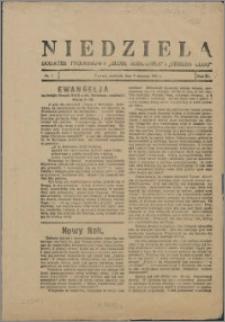 Niedziela 1931, nr 1