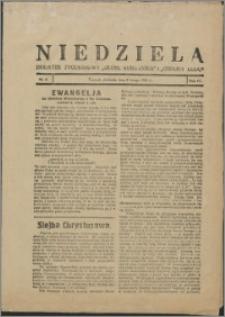 Niedziela 1931, nr 6