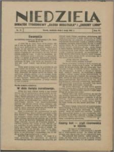 Niedziela 1931, nr 18