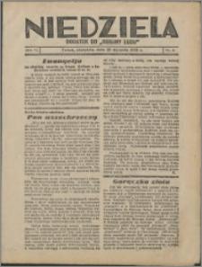 Niedziela 1933, nr 4