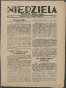 Niedziela 1933, nr 50