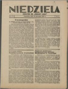 Niedziela 1935, nr 2