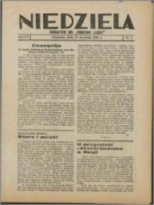 Niedziela 1935, nr 4