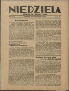 Niedziela 1935, nr 33