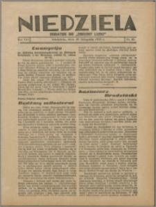 Niedziela 1935, nr 45