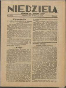 Niedziela 1935, nr 46