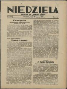 Niedziela 1938, nr 12
