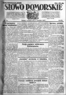 Słowo Pomorskie 1923.04.08 R.3 nr 80