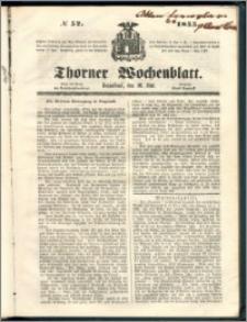 Thorner Wochenblatt 1855, No. 52