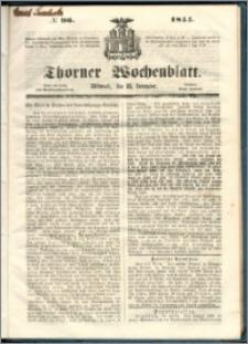 Thorner Wochenblatt 1855, No. 96