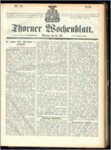 Thorner Wochenblatt 1856, No. 59