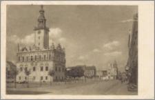 Chełmno : Rynek i ratusz