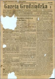 Gazeta Grudziądzka 1925.02.21 R. 31 nr 22