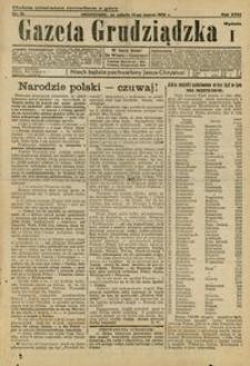 Gazeta Grudziądzka 1925.03.14 R. 31 nr 31