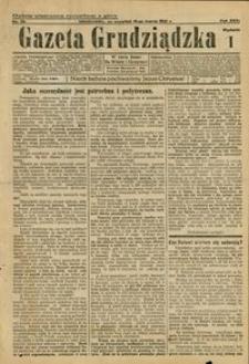 Gazeta Grudziądzka 1925.03.19 R. 31 nr 33