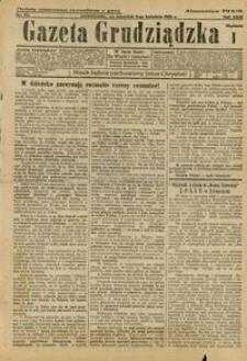 Gazeta Grudziądzka 1925.04.02 R. 31 nr 39