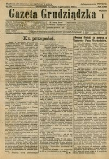 Gazeta Grudziądzka 1925.04.04 R. 31 nr 40