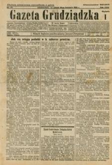 Gazeta Grudziądzka 1925.04.18 R. 31 nr 45