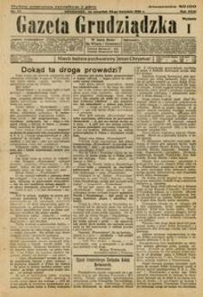 Gazeta Grudziądzka 1925.04.23 R. 31 nr 47