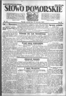 Słowo Pomorskie 1923.04.28 R.3 nr 97