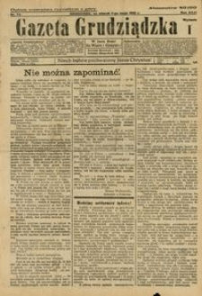 Gazeta Grudziądzka 1925.05.05 R. 31 nr 52
