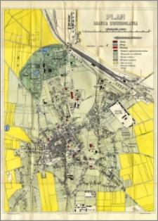 Plan miasta Inowrocławia