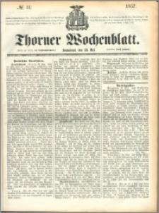 Thorner Wochenblatt 1857, No. 41