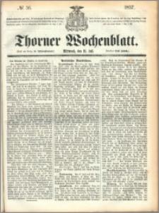Thorner Wochenblatt 1857, No. 56