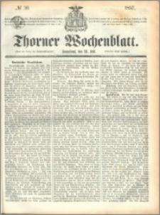 Thorner Wochenblatt 1857, No. 59