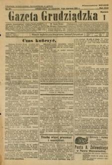 Gazeta Grudziądzka 1925.06.04 R. 31 nr 64