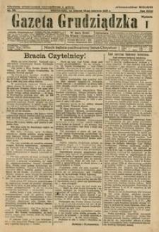Gazeta Grudziądzka 1925.06.16 R. 31 nr 69