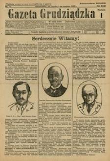 Gazeta Grudziądzka 1925.06.27 R. 31 nr 74