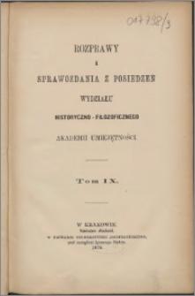 O monecie i stopie menniczéj w Polsce w XIV i XV wieku