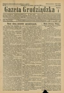 Gazeta Grudziądzka 1925.07.11 R. 31 nr 80