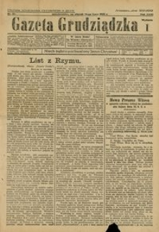 Gazeta Grudziądzka 1925.07.14 R. 31 nr 81