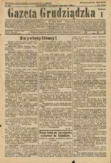 Gazeta Grudziądzka 1925.07.21 R. 31 nr 84