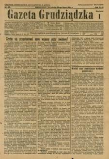 Gazeta Grudziądzka 1925.07.25 R. 31 nr 86