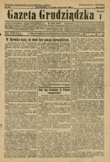 Gazeta Grudziądzka 1925.07.31 R. 31 nr 89