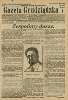 Gazeta Grudziądzka 1925.08.15 R. 31 nr 95